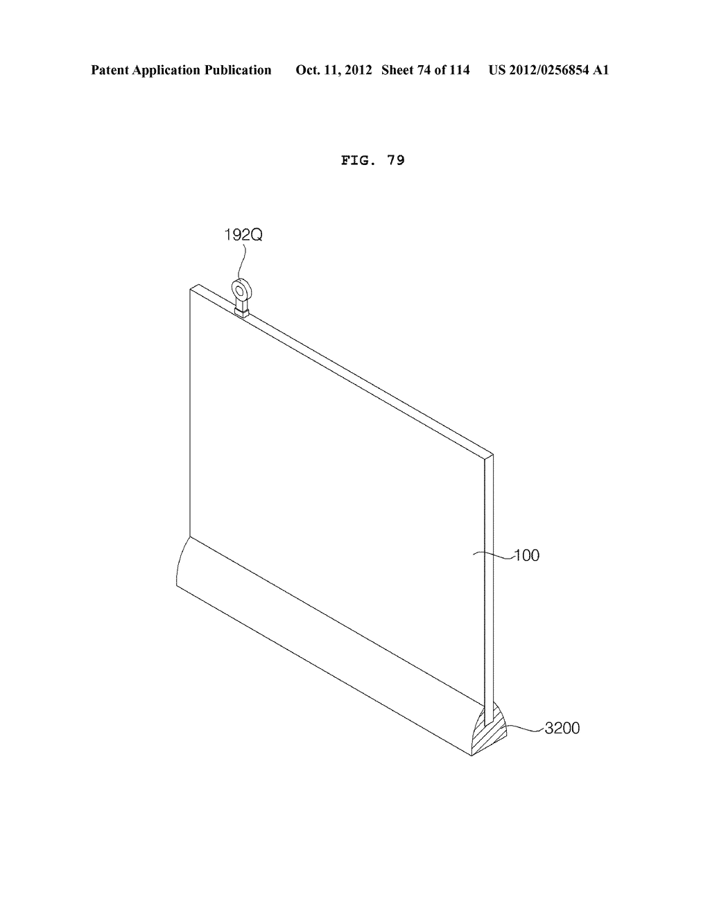 TRANSPARENT DISPLAY APPARATUS AND METHOD FOR OPERATING THE SAME - diagram, schematic, and image 75