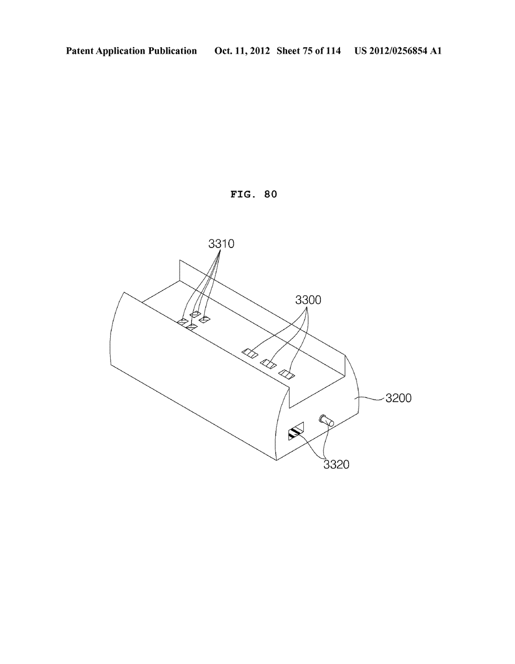 TRANSPARENT DISPLAY APPARATUS AND METHOD FOR OPERATING THE SAME - diagram, schematic, and image 76