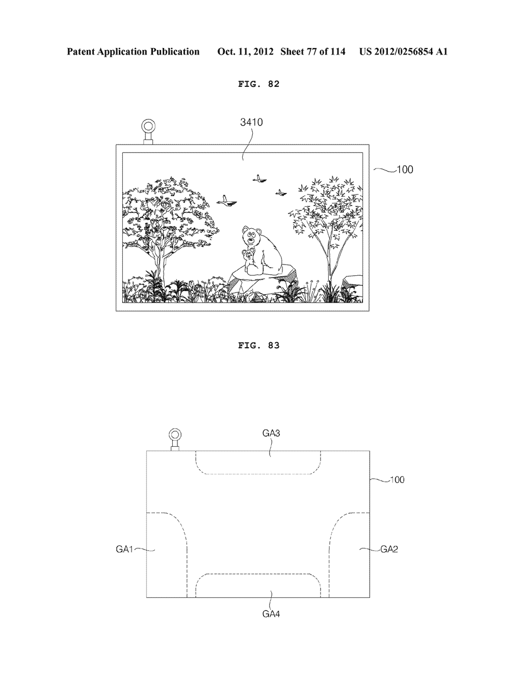 TRANSPARENT DISPLAY APPARATUS AND METHOD FOR OPERATING THE SAME - diagram, schematic, and image 78