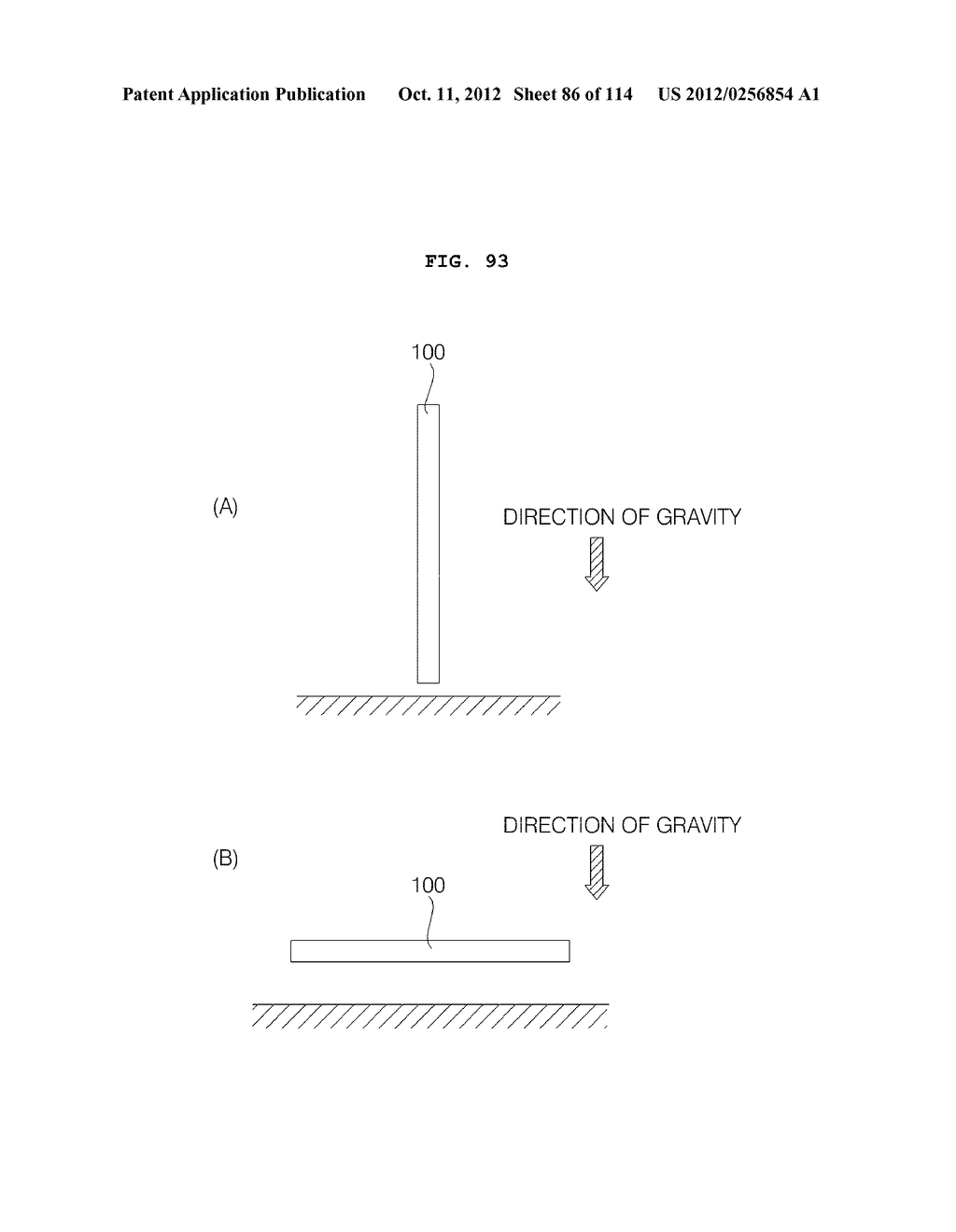 TRANSPARENT DISPLAY APPARATUS AND METHOD FOR OPERATING THE SAME - diagram, schematic, and image 87