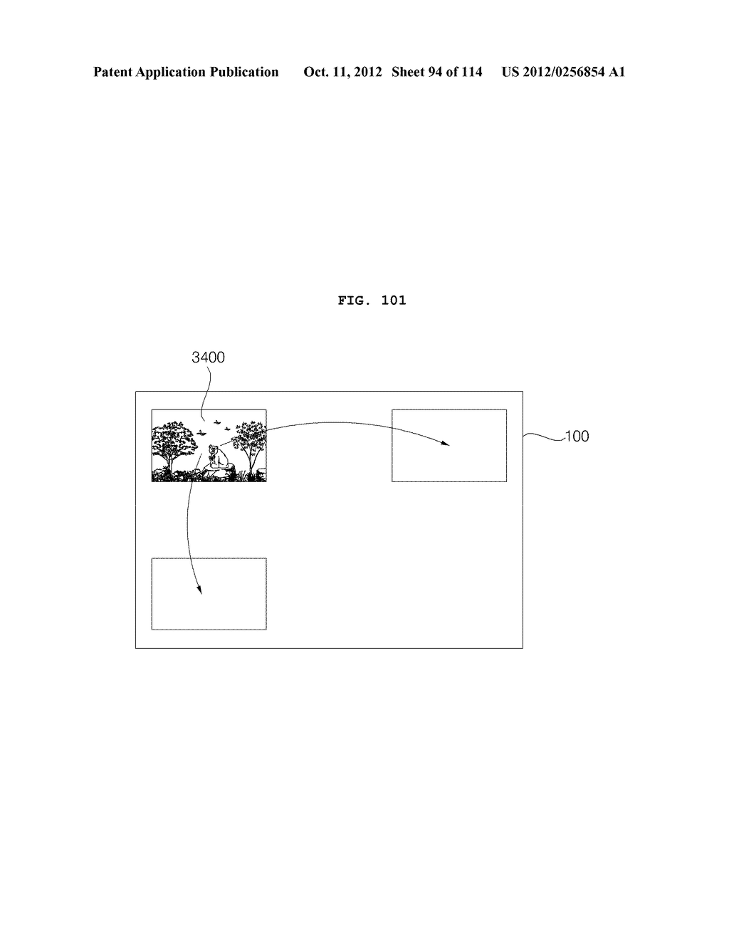 TRANSPARENT DISPLAY APPARATUS AND METHOD FOR OPERATING THE SAME - diagram, schematic, and image 95