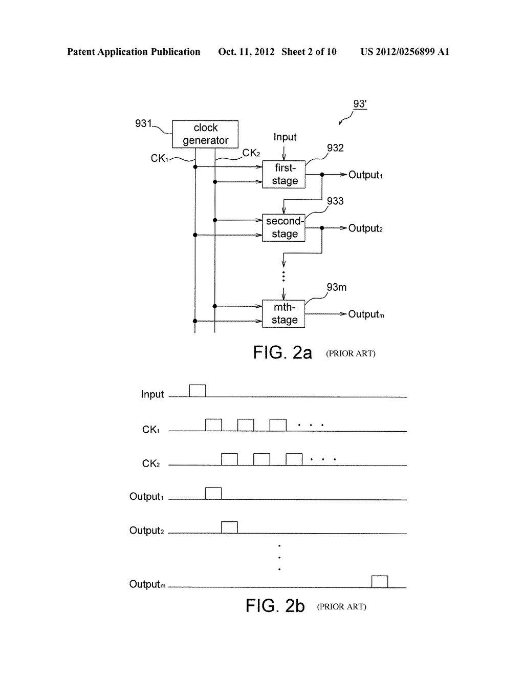 GATE DRIVING CIRCUIT AND DRIVING METHOD THEREOF - diagram, schematic, and image 03