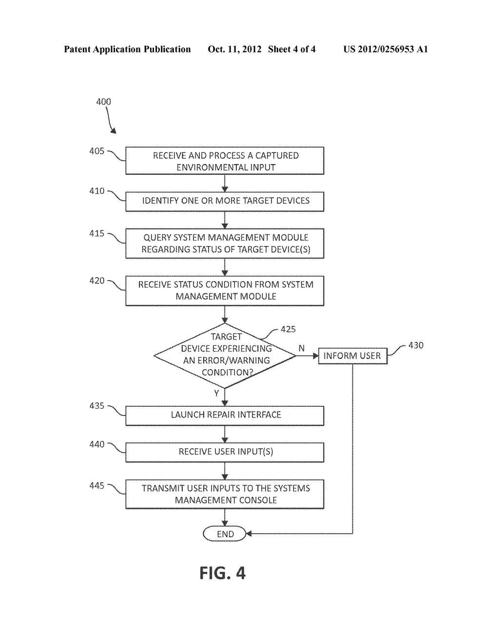 SYSTEMS AND METHODS FOR MANAGING ERRORS UTILIZING AUGMENTED REALITY - diagram, schematic, and image 05