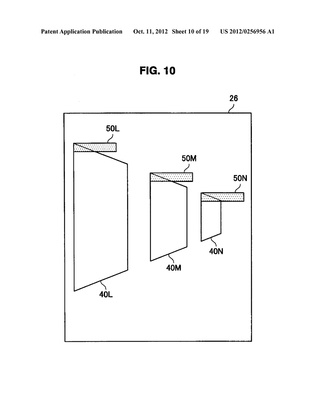 DISPLAY CONTROL DEVICE, DISPLAY CONTROL METHOD, AND PROGRAM - diagram, schematic, and image 11