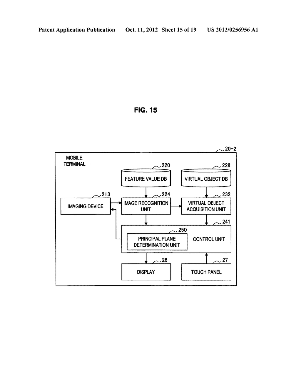 DISPLAY CONTROL DEVICE, DISPLAY CONTROL METHOD, AND PROGRAM - diagram, schematic, and image 16