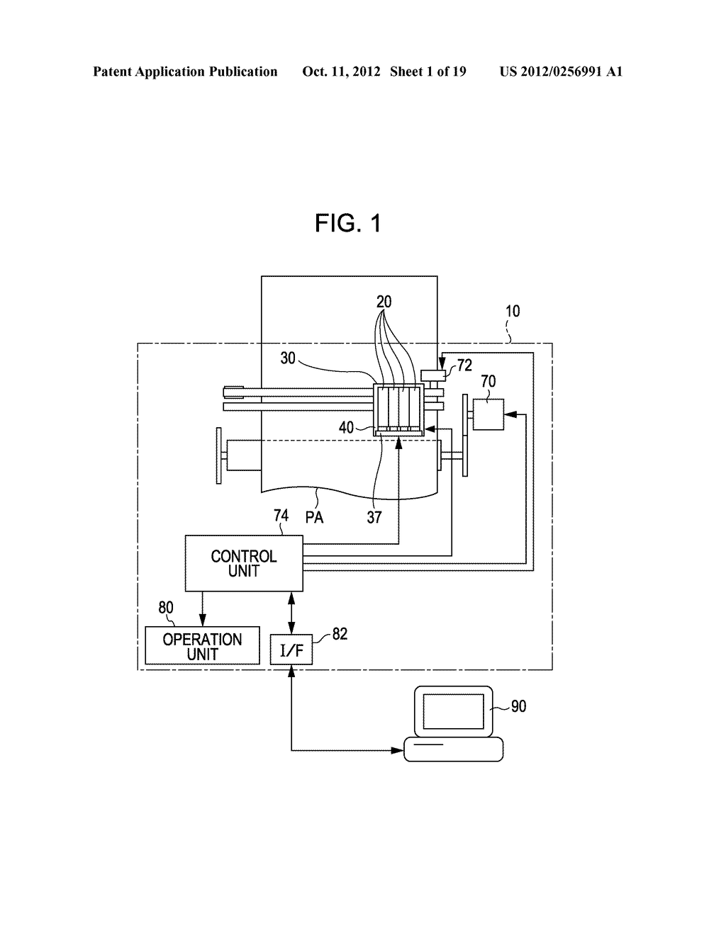 Recording Apparatus and Terminal Module for Recording Apparatus - diagram, schematic, and image 02