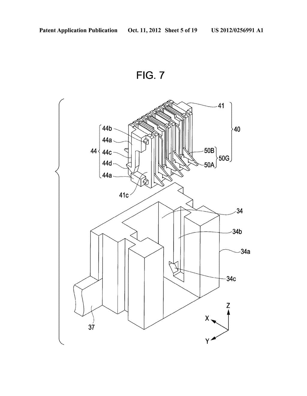Recording Apparatus and Terminal Module for Recording Apparatus - diagram, schematic, and image 06