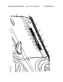 DOOR SILL LIGHTING FOR A MOTOR VEHICLE diagram and image