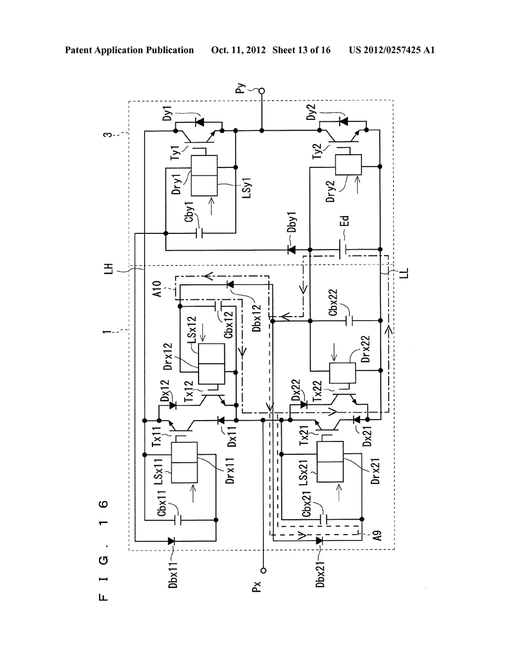 POWER CONVERTER - diagram, schematic, and image 14