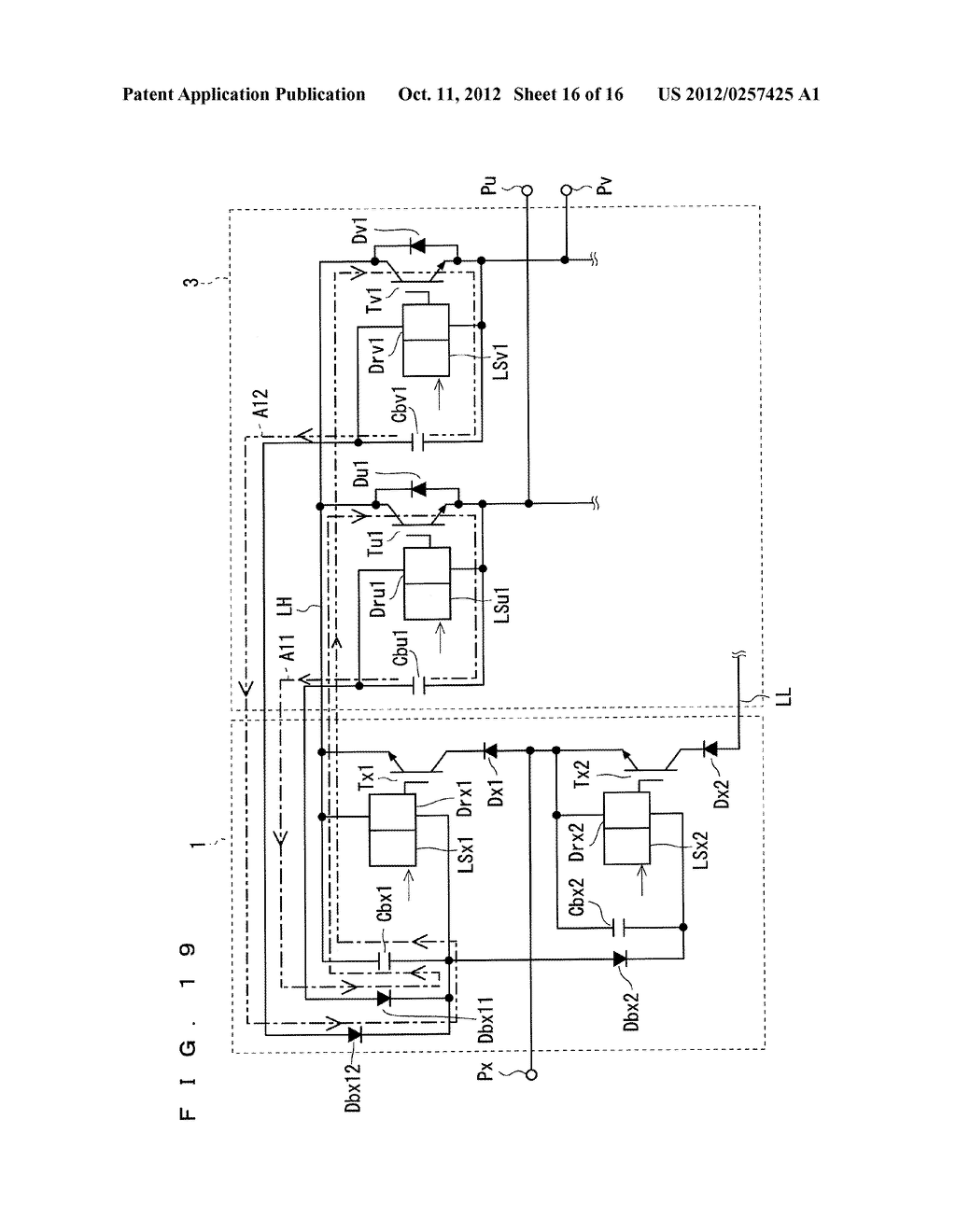 POWER CONVERTER - diagram, schematic, and image 17