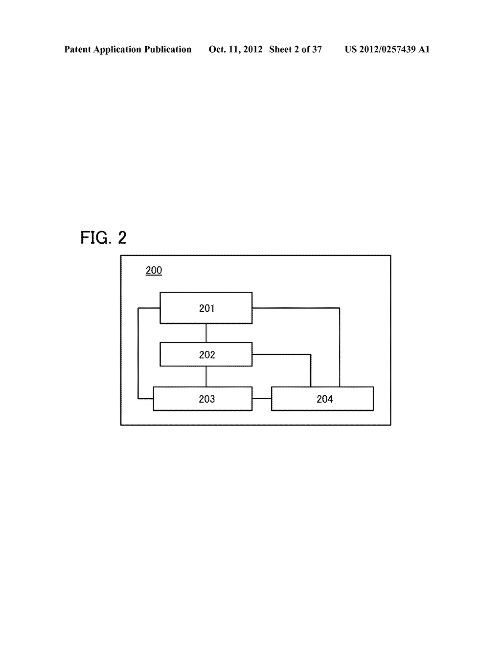 MEMORY DEVICE AND SEMICONDUCTOR DEVICE USING THE SAME - diagram, schematic, and image 03