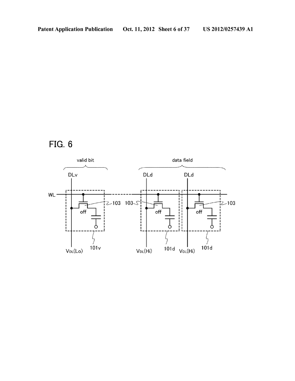 MEMORY DEVICE AND SEMICONDUCTOR DEVICE USING THE SAME - diagram, schematic, and image 07