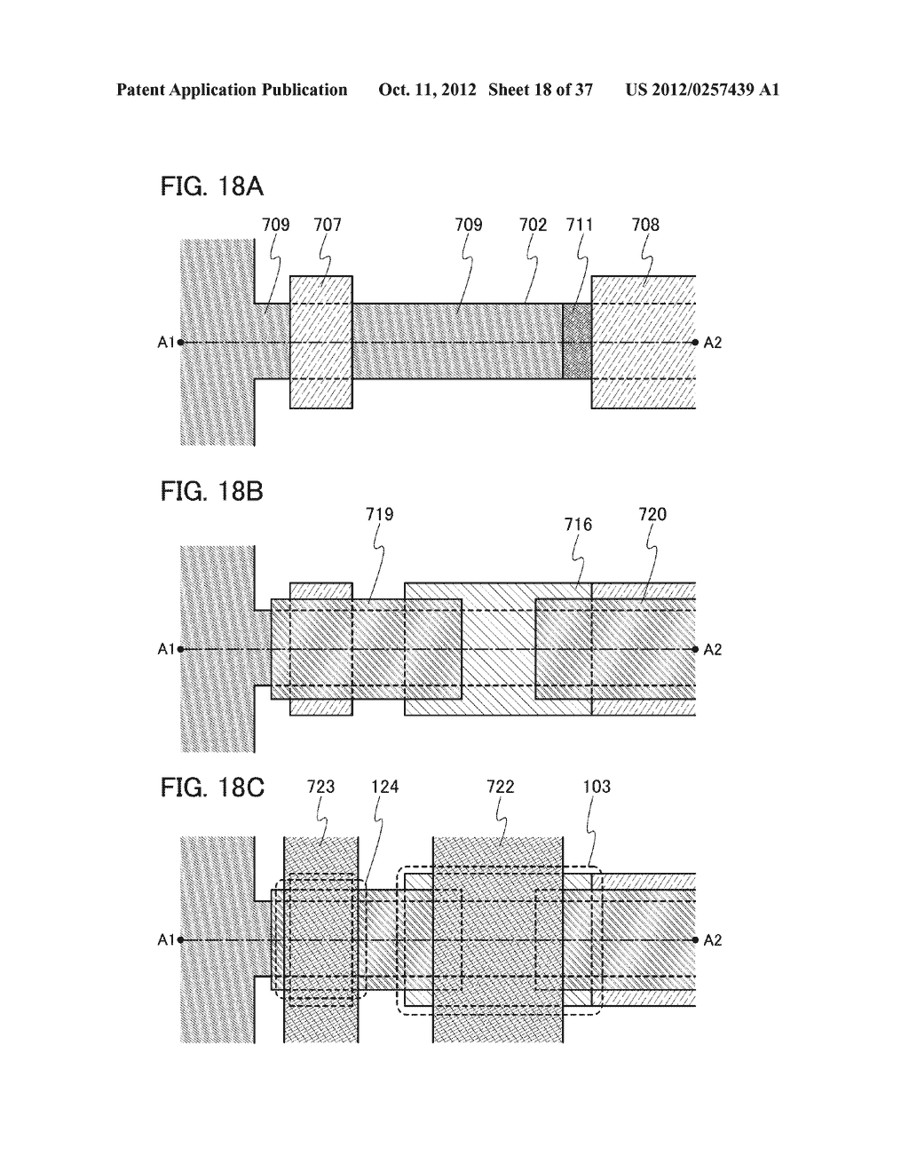 MEMORY DEVICE AND SEMICONDUCTOR DEVICE USING THE SAME - diagram, schematic, and image 19