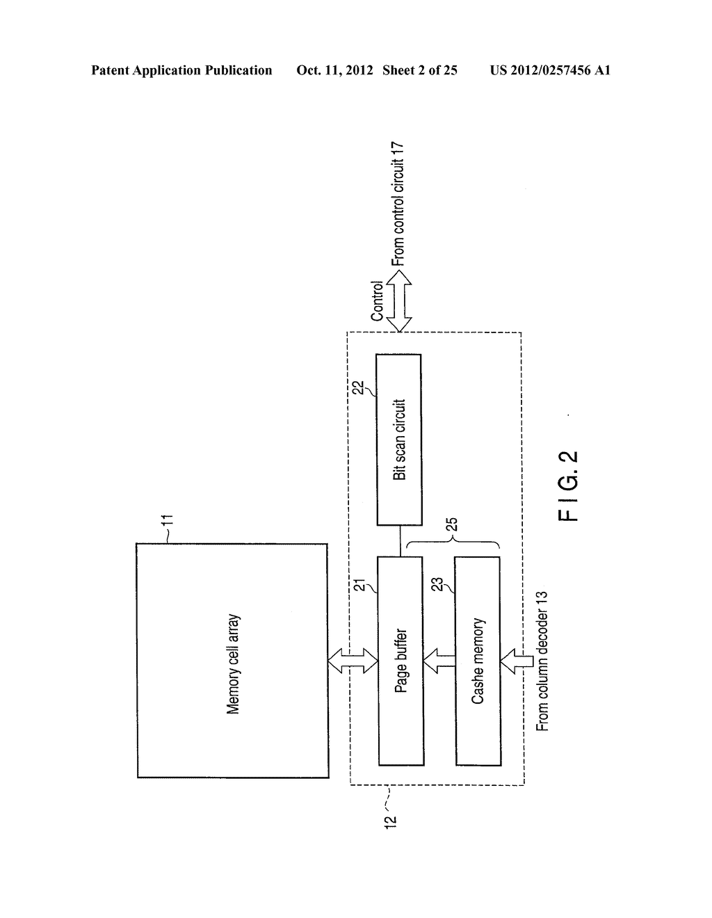 SEMICONDUCTOR MEMORY DEVICE AND DATA WRITE METHOD THEREOF - diagram, schematic, and image 03