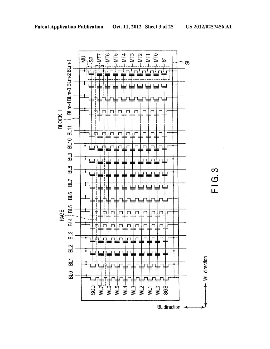 SEMICONDUCTOR MEMORY DEVICE AND DATA WRITE METHOD THEREOF - diagram, schematic, and image 04