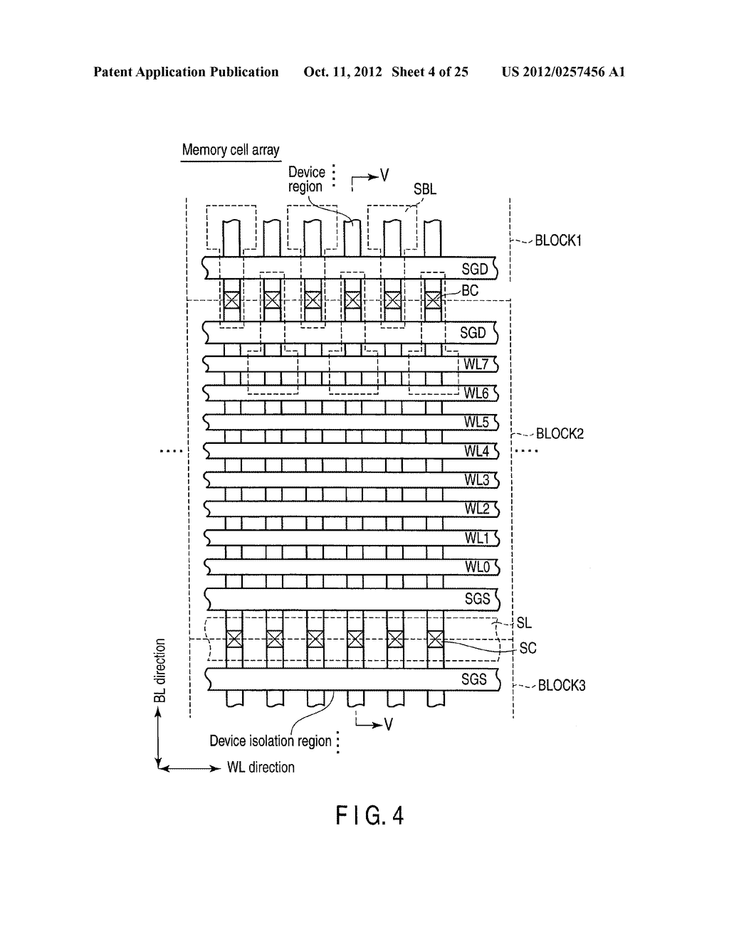 SEMICONDUCTOR MEMORY DEVICE AND DATA WRITE METHOD THEREOF - diagram, schematic, and image 05