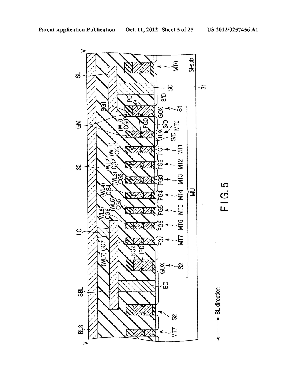 SEMICONDUCTOR MEMORY DEVICE AND DATA WRITE METHOD THEREOF - diagram, schematic, and image 06