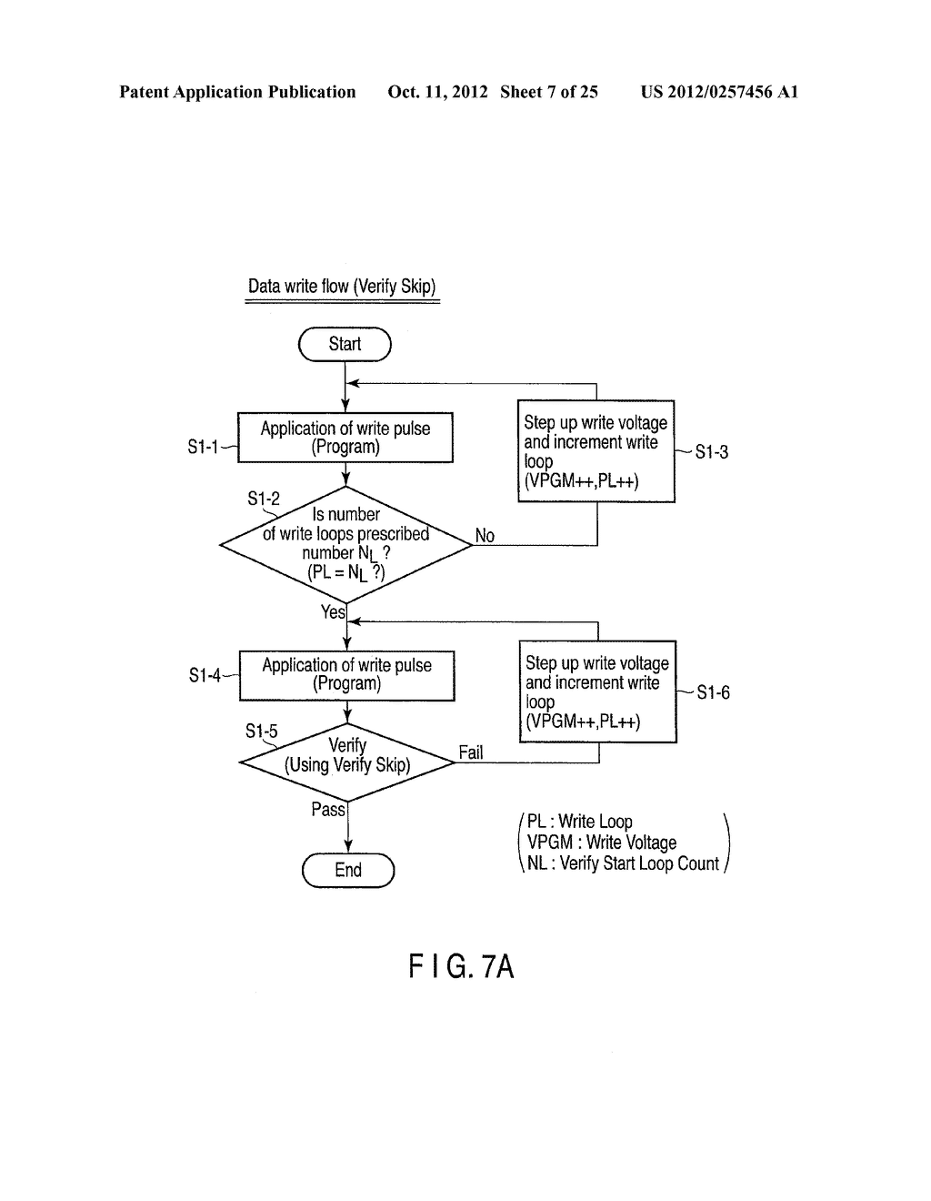 SEMICONDUCTOR MEMORY DEVICE AND DATA WRITE METHOD THEREOF - diagram, schematic, and image 08