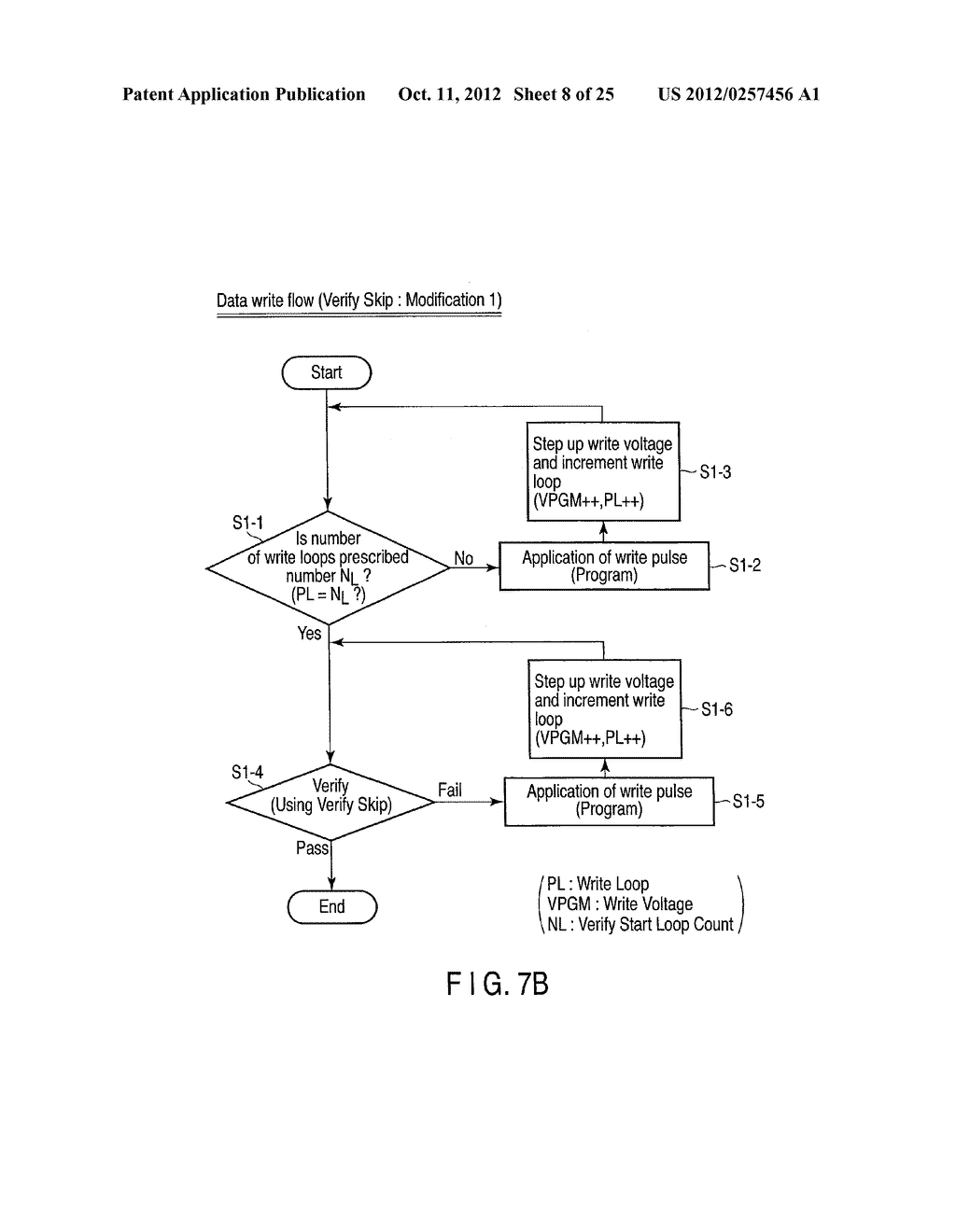 SEMICONDUCTOR MEMORY DEVICE AND DATA WRITE METHOD THEREOF - diagram, schematic, and image 09