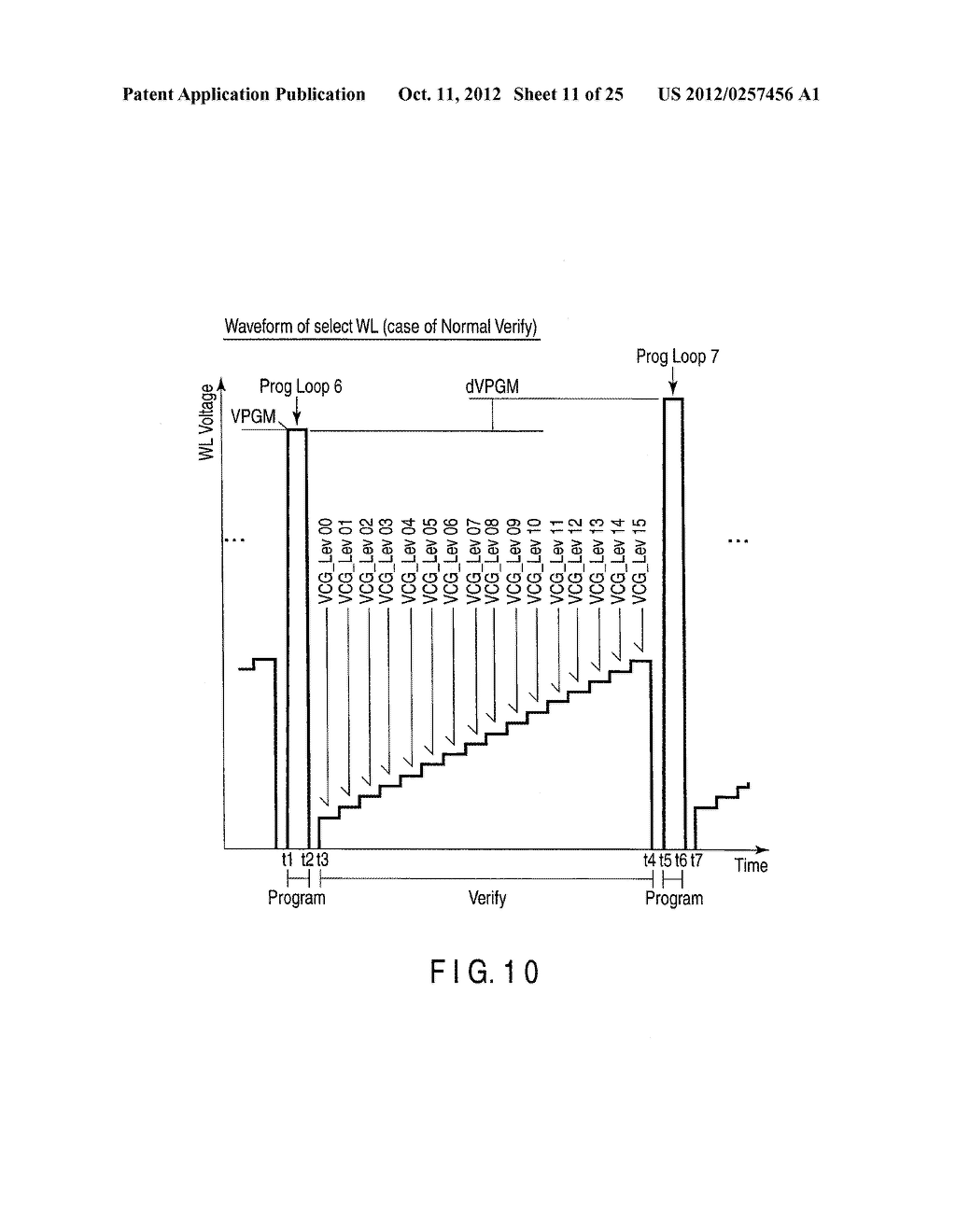 SEMICONDUCTOR MEMORY DEVICE AND DATA WRITE METHOD THEREOF - diagram, schematic, and image 12