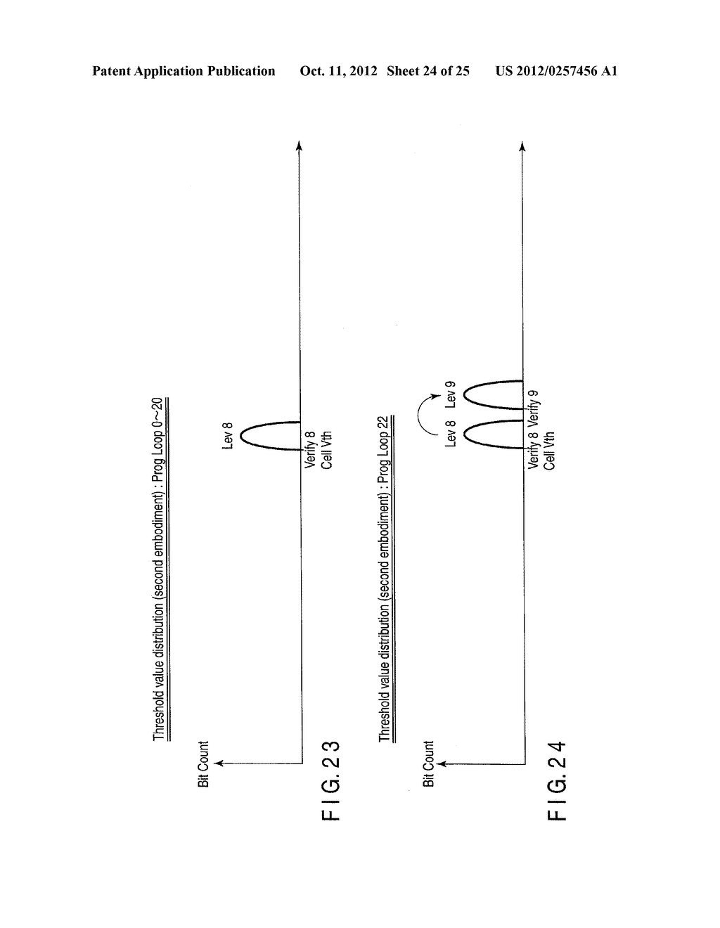 SEMICONDUCTOR MEMORY DEVICE AND DATA WRITE METHOD THEREOF - diagram, schematic, and image 25