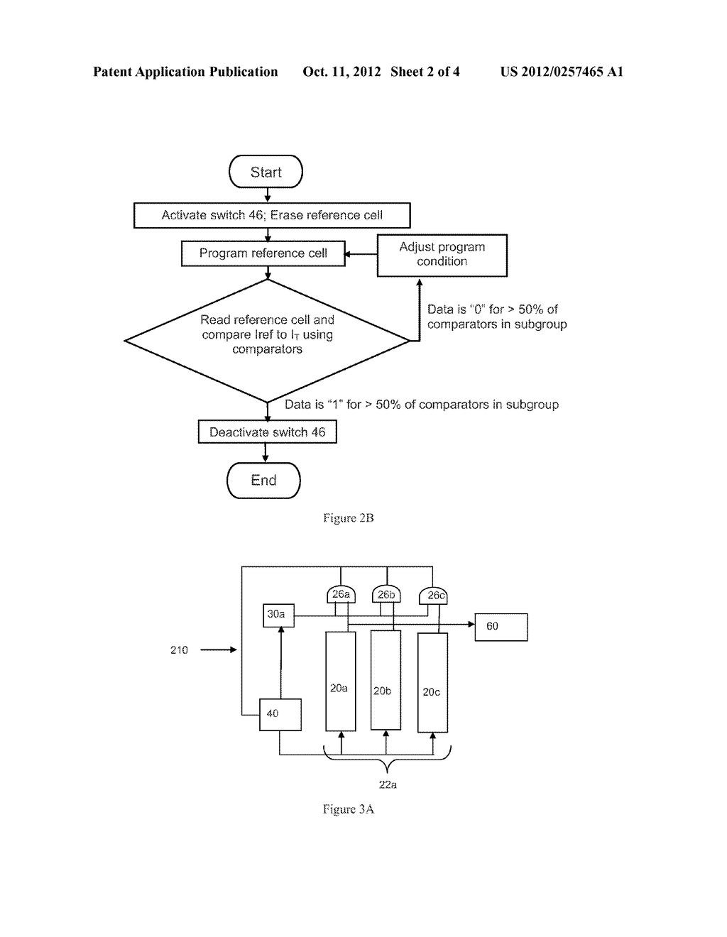 Non-volatile Memory Device With Plural Reference Cells, And Method Of     Setting The Reference Cells - diagram, schematic, and image 03