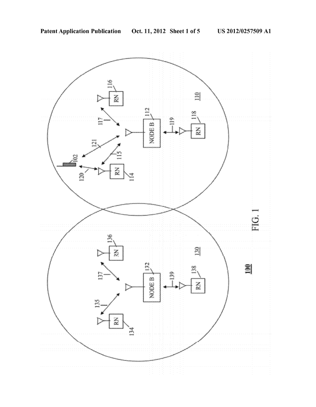 METHOD AND APPARATUS FOR COMMUNICATING DELIVER OF DATA PACKETS TO A USER     EQUIPMENT IN A WIRELESS COMMUNICATION SYSTEM - diagram, schematic, and image 02