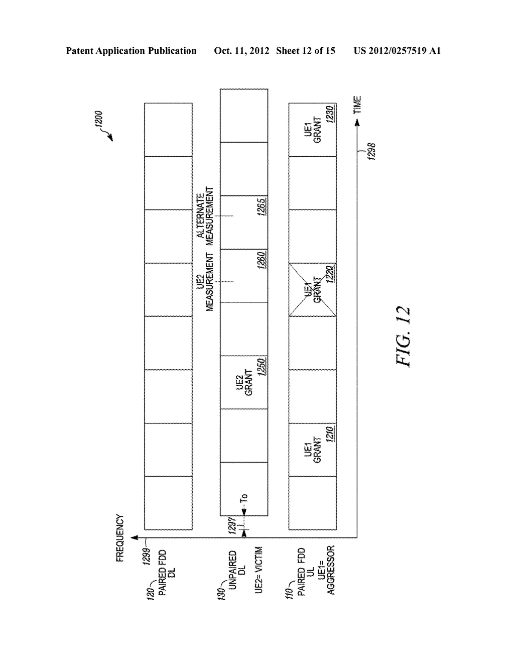 Method and Apparatus for Multi-Radio Coexistence on Adjacent Frequency     Bands - diagram, schematic, and image 13