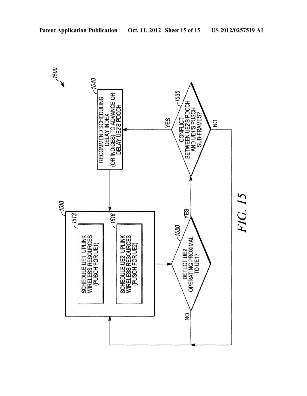 Method and Apparatus for Multi-Radio Coexistence on Adjacent Frequency     Bands - diagram, schematic, and image 16