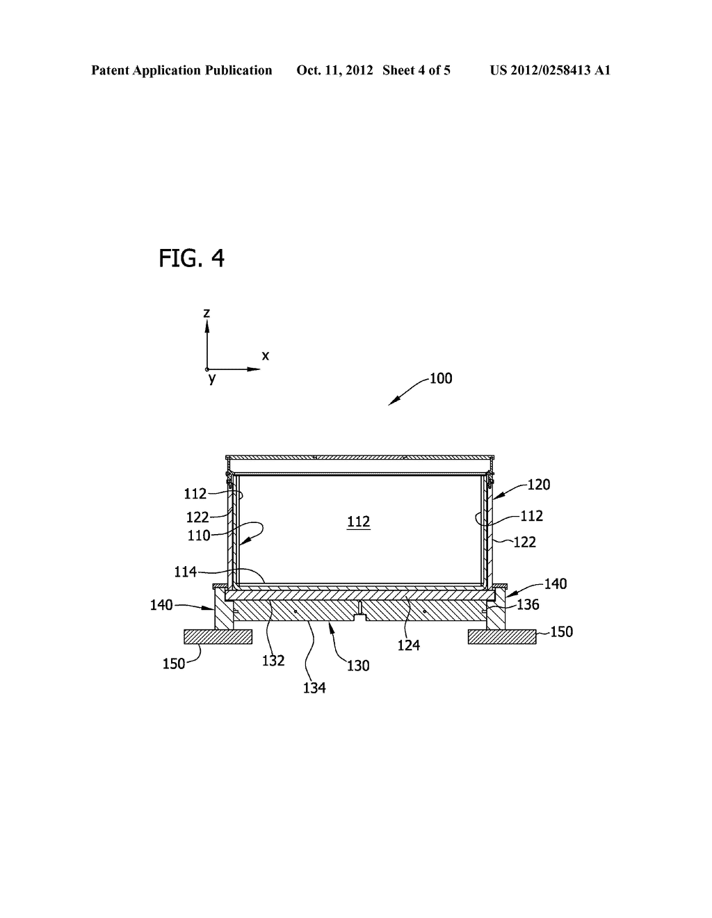 METHOD OF ADJUSTING INSULATION IN A DIRECTIONAL SOLIDIFICATION FURNACE - diagram, schematic, and image 05