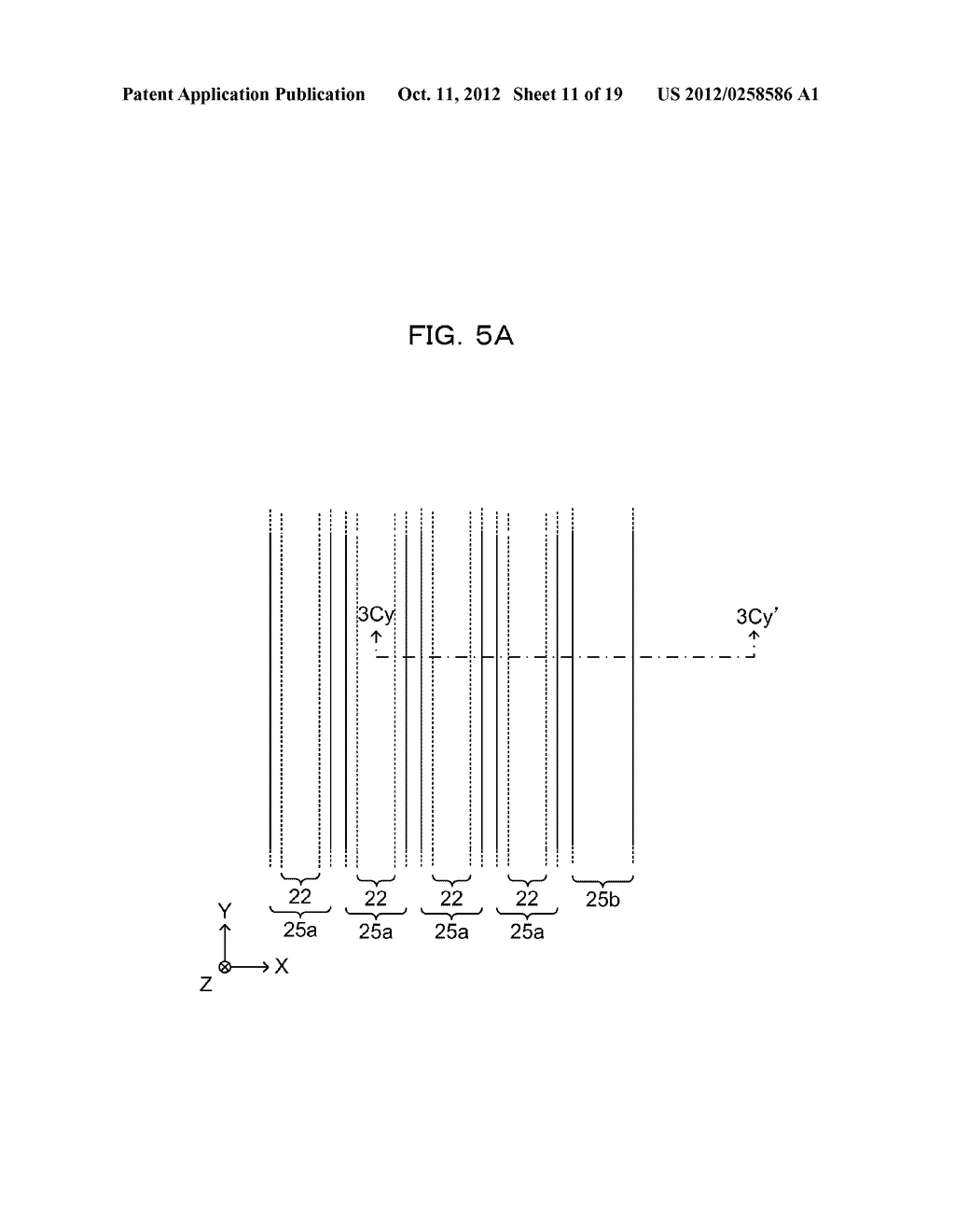 SEMICONDUCTOR DEVICE AND METHOD OF MANUFACTURING THE SAME - diagram, schematic, and image 12