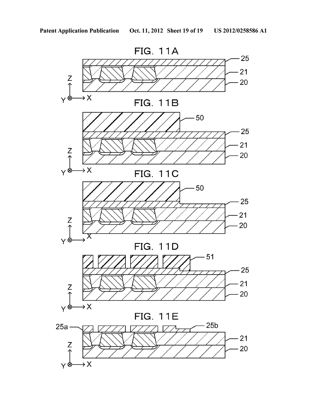 SEMICONDUCTOR DEVICE AND METHOD OF MANUFACTURING THE SAME - diagram, schematic, and image 20