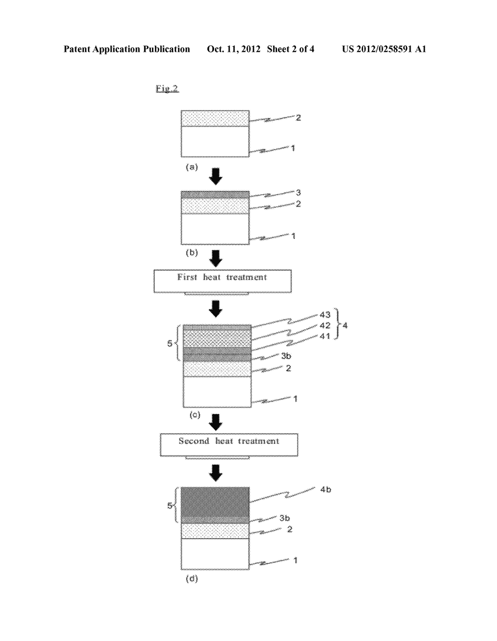 N-Type Contact Electrode Comprising a Group III Nitride Semiconductor, and     Method Forming Same - diagram, schematic, and image 03