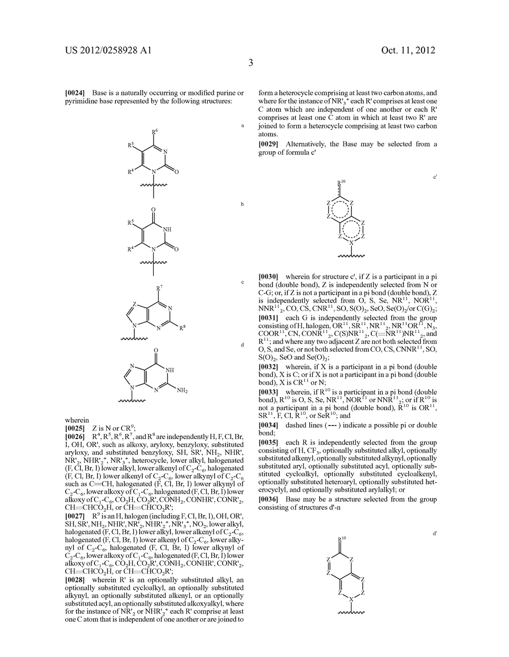 NUCLEOSIDE CYCLICPHOSPHATES - diagram, schematic, and image 04