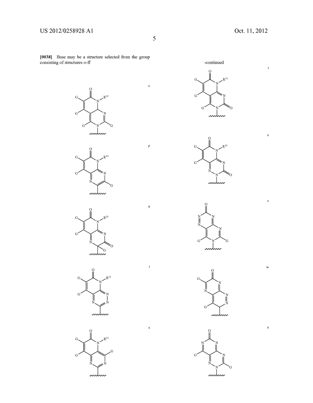 NUCLEOSIDE CYCLICPHOSPHATES - diagram, schematic, and image 06