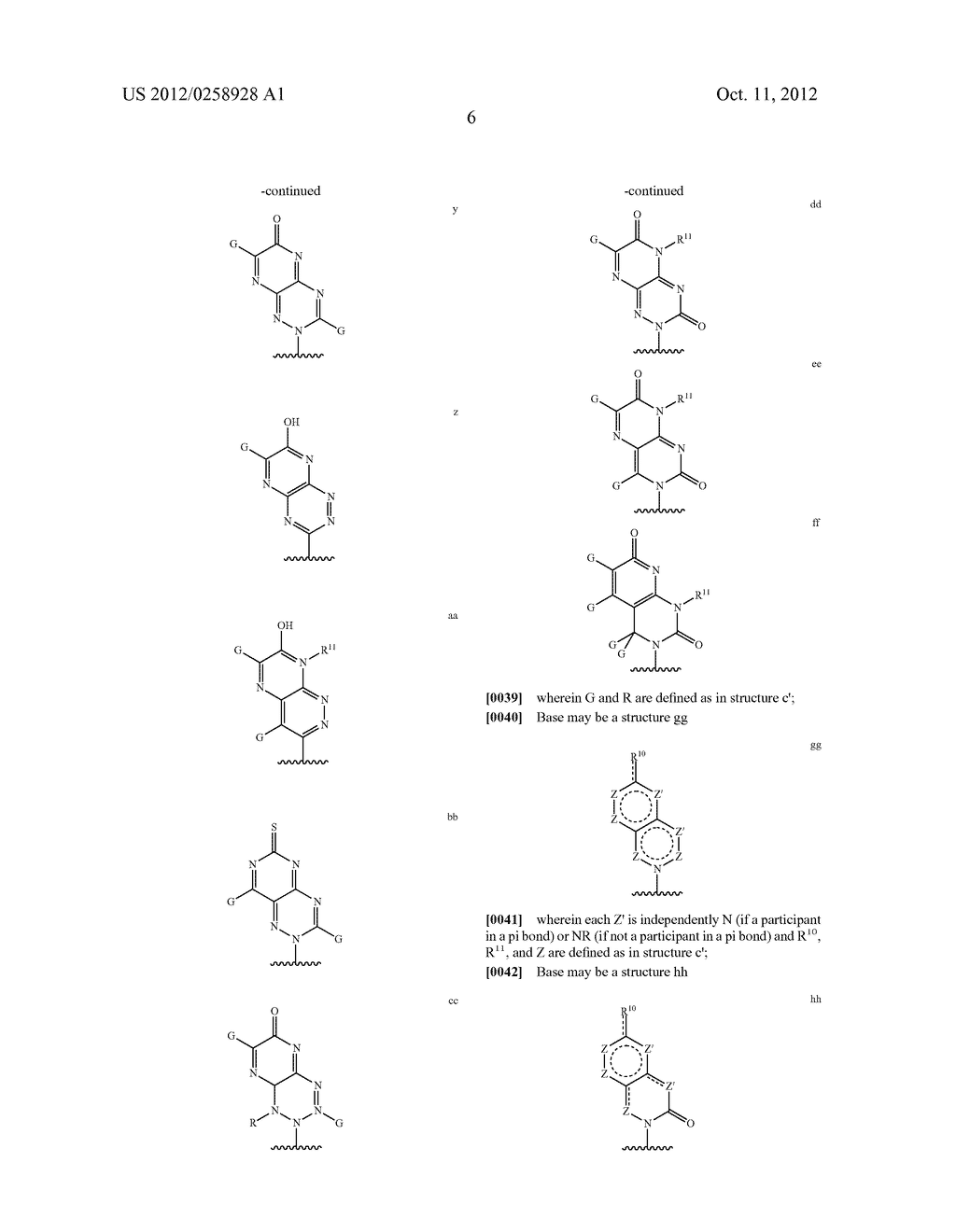 NUCLEOSIDE CYCLICPHOSPHATES - diagram, schematic, and image 07
