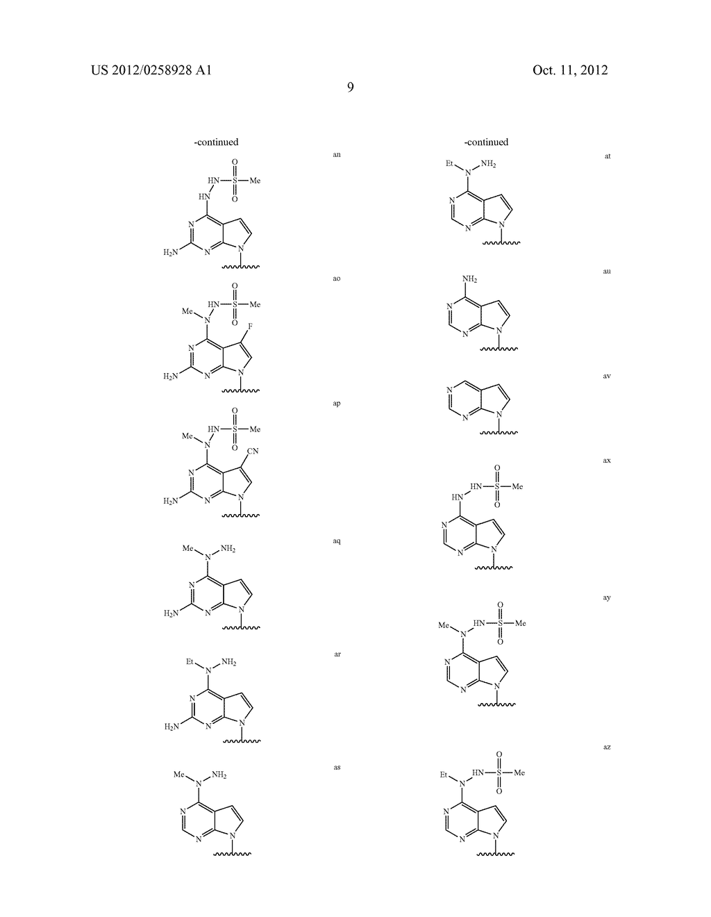 NUCLEOSIDE CYCLICPHOSPHATES - diagram, schematic, and image 10