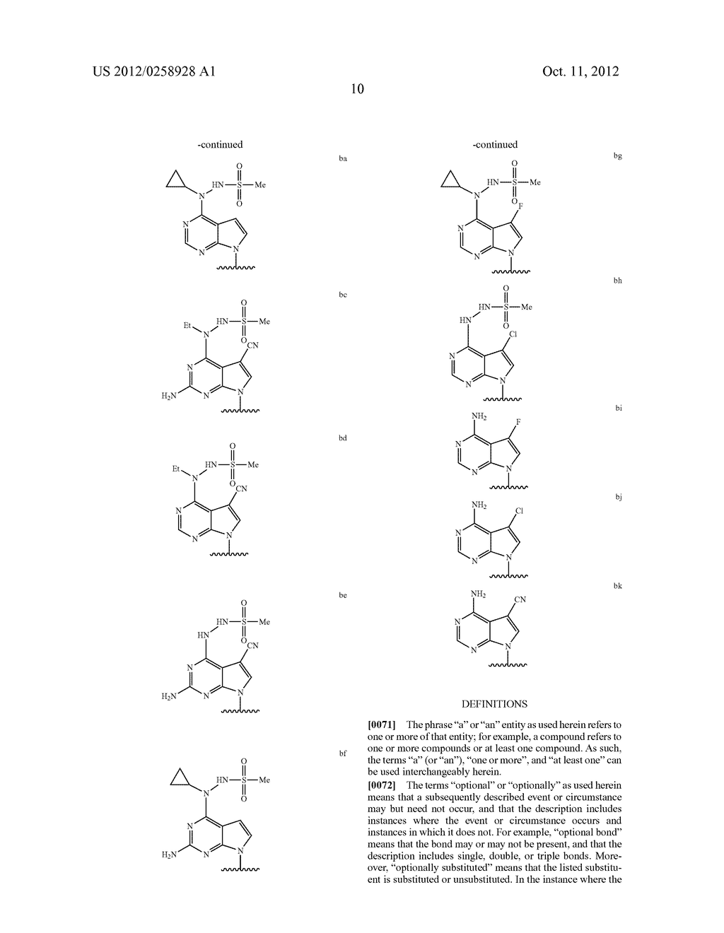 NUCLEOSIDE CYCLICPHOSPHATES - diagram, schematic, and image 11