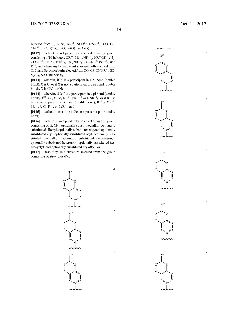 NUCLEOSIDE CYCLICPHOSPHATES - diagram, schematic, and image 15