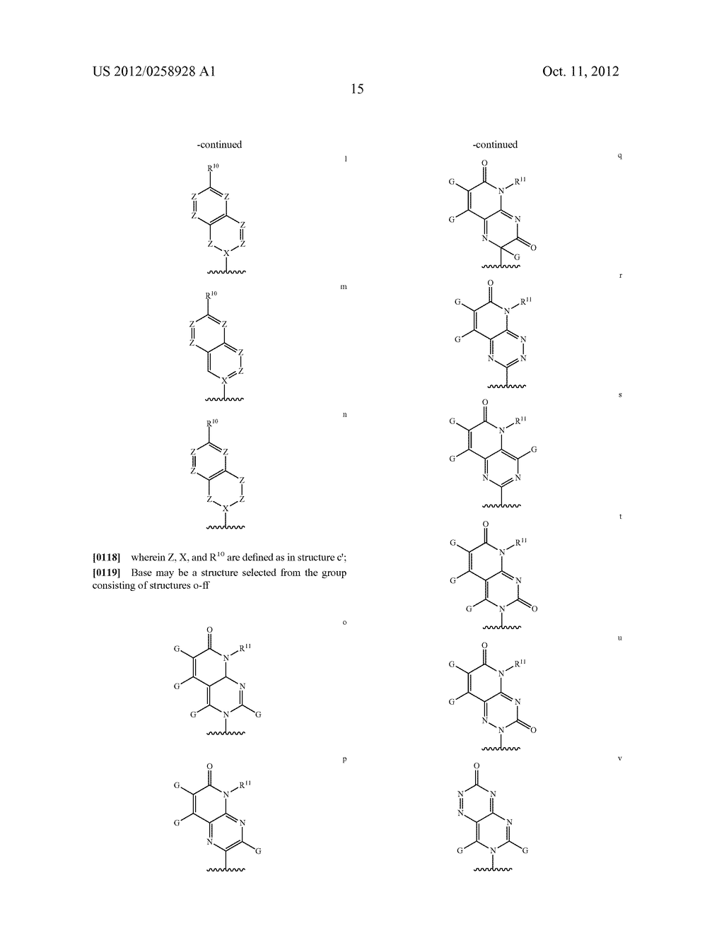 NUCLEOSIDE CYCLICPHOSPHATES - diagram, schematic, and image 16