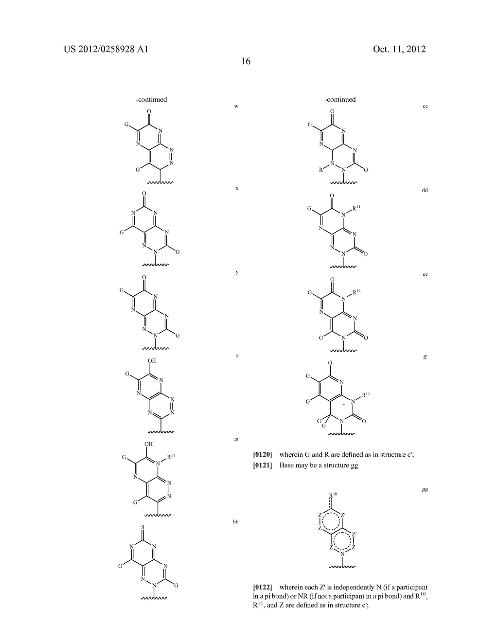 NUCLEOSIDE CYCLICPHOSPHATES - diagram, schematic, and image 17