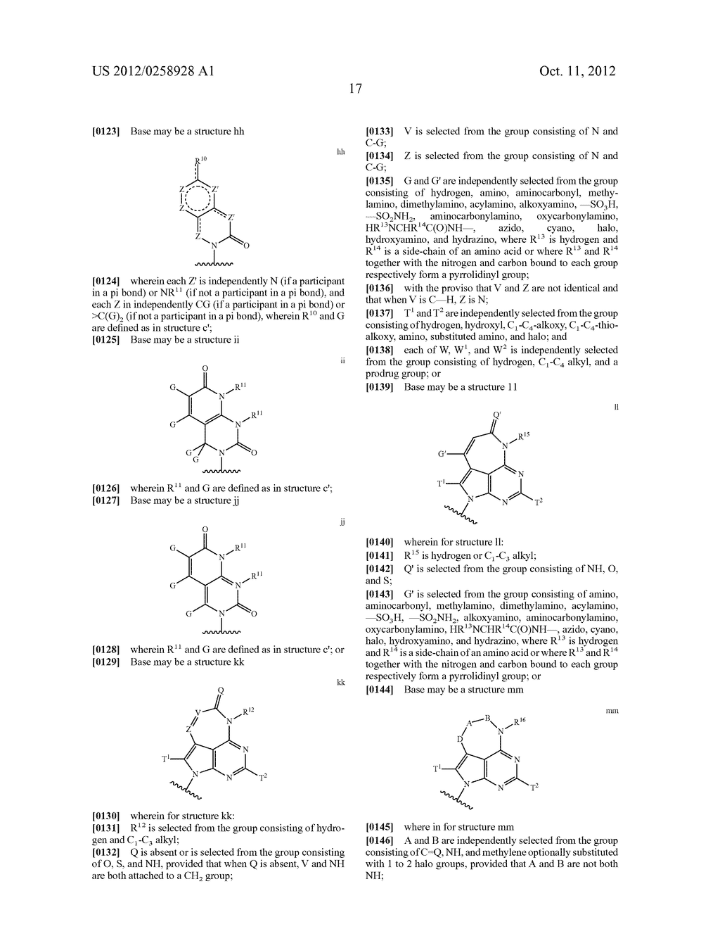NUCLEOSIDE CYCLICPHOSPHATES - diagram, schematic, and image 18