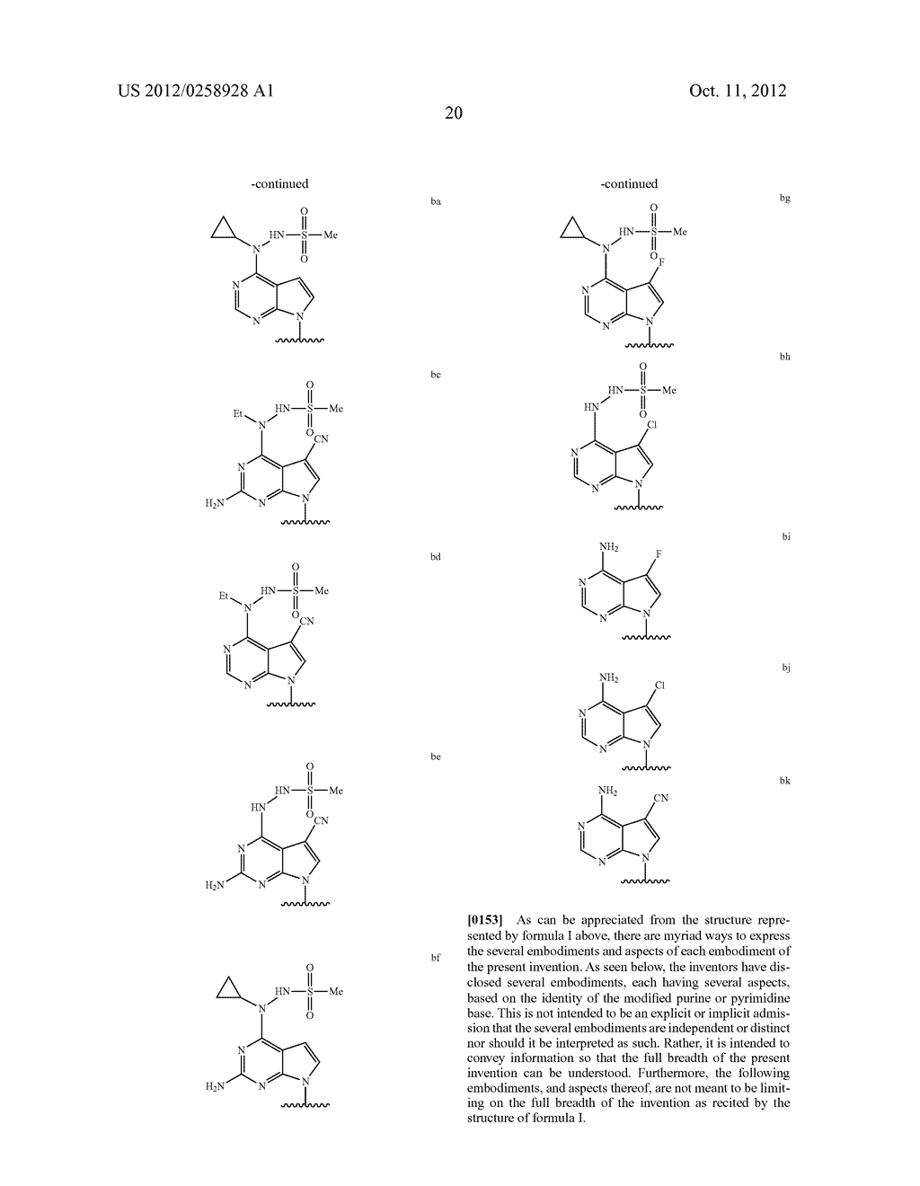 NUCLEOSIDE CYCLICPHOSPHATES - diagram, schematic, and image 21