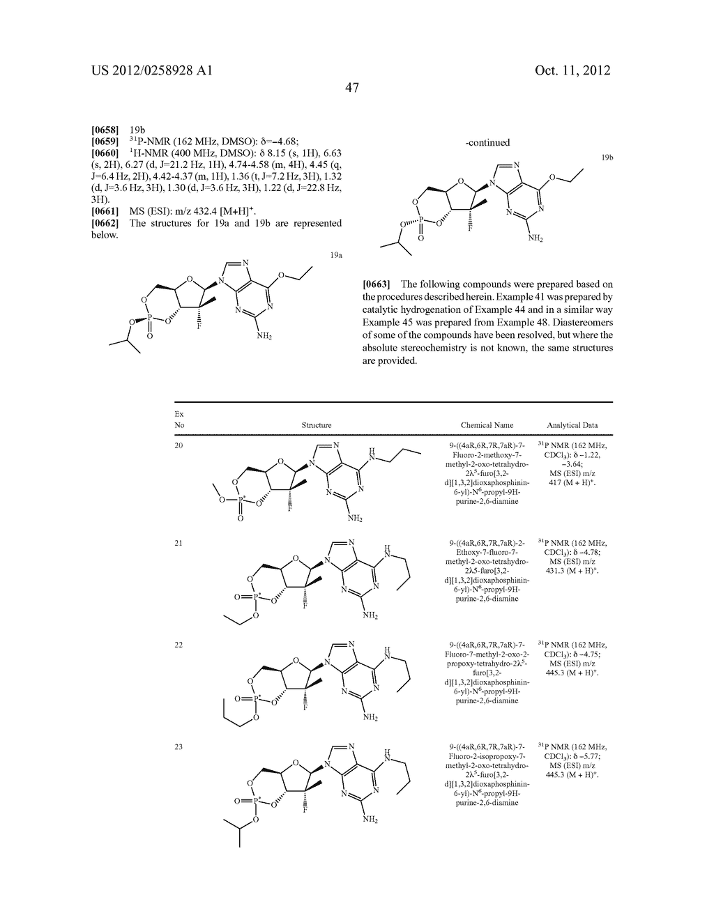 NUCLEOSIDE CYCLICPHOSPHATES - diagram, schematic, and image 48