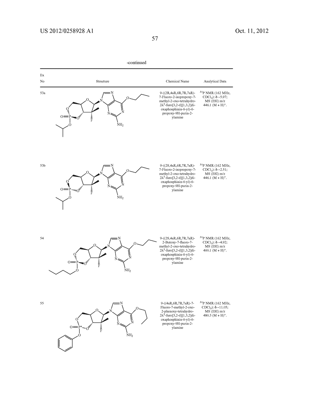 NUCLEOSIDE CYCLICPHOSPHATES - diagram, schematic, and image 58