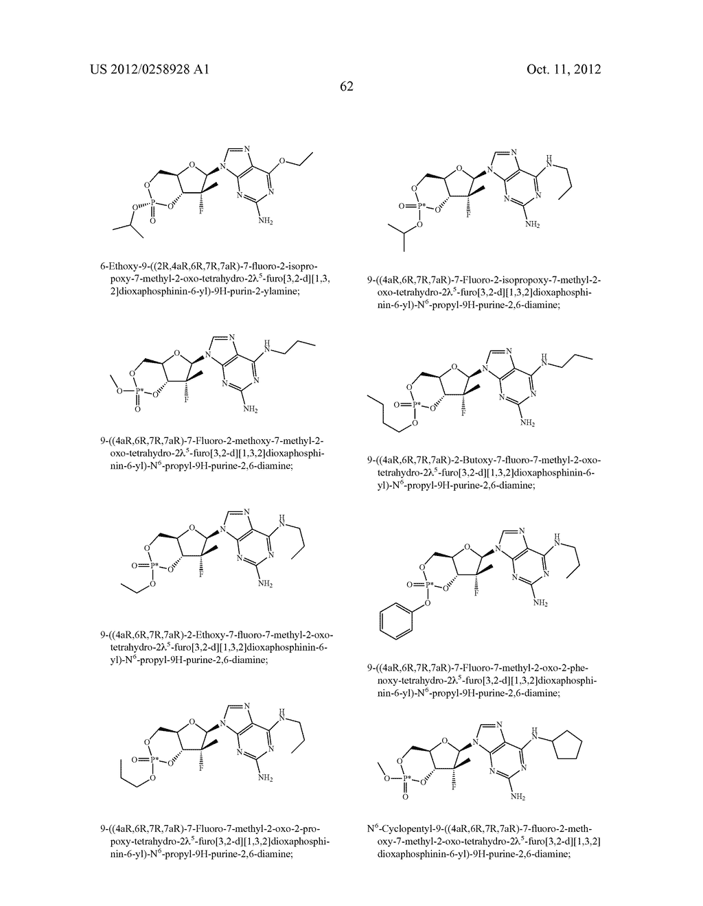 NUCLEOSIDE CYCLICPHOSPHATES - diagram, schematic, and image 63