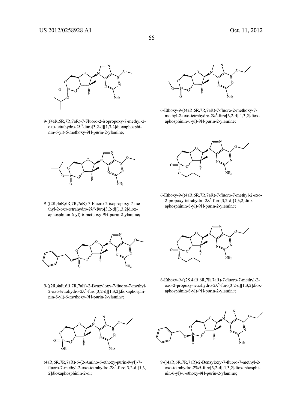 NUCLEOSIDE CYCLICPHOSPHATES - diagram, schematic, and image 67