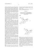 17-HYDROXY-17-PENTAFLUORETHYL-ESTRA-4,9(10)-DIEN-11-ARYL DERIVATIVES,     METHODS FOR THE PRODUCTION THEREOF AND THE USE THEREOF FOR TREATING     DISEASES diagram and image