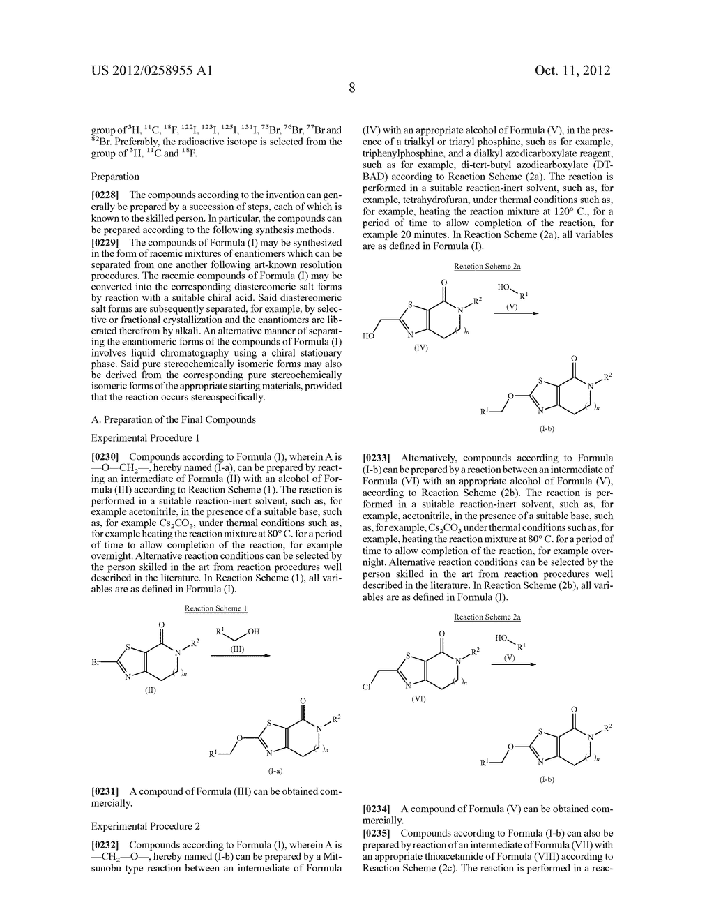 BICYCLIC THIAZOLES AS ALLOSTERIC MODULATORS OF MGLUR5 RECEPTORS - diagram, schematic, and image 10