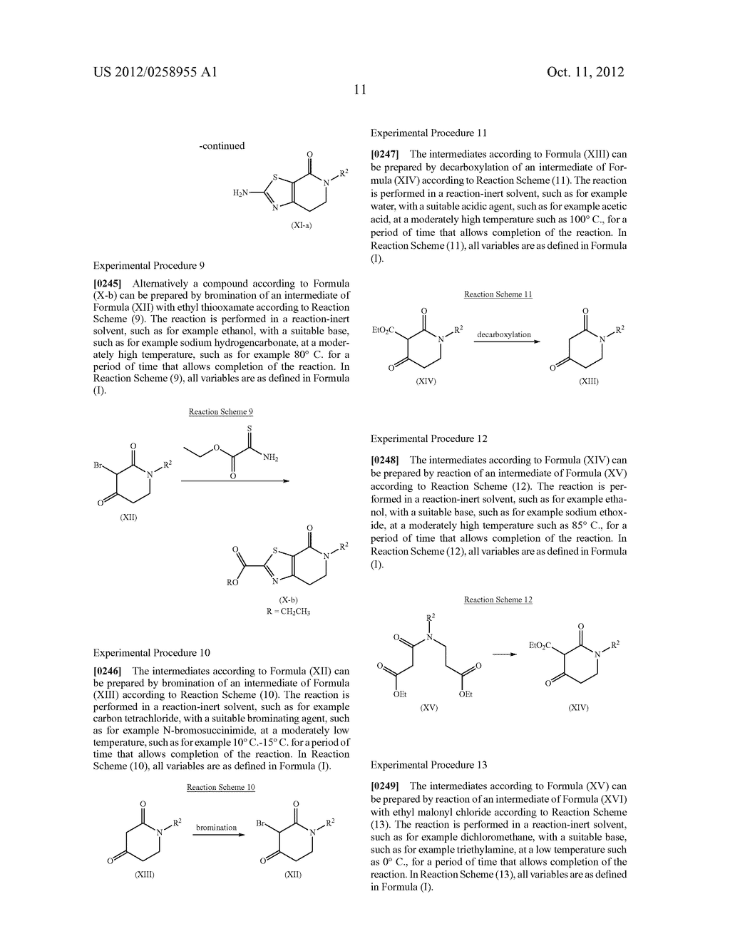 BICYCLIC THIAZOLES AS ALLOSTERIC MODULATORS OF MGLUR5 RECEPTORS - diagram, schematic, and image 13
